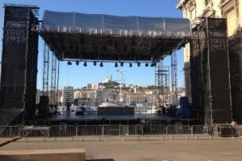 Vieux-Port Marseille 2012