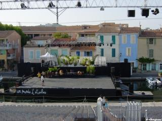 Edition 2004 - Scène sur le canal