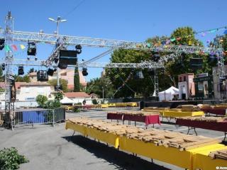 Festival de Martigues Edition 2006 - Village