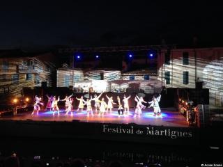 Festival de Martigues Edition 2014 - Scène sur le canal