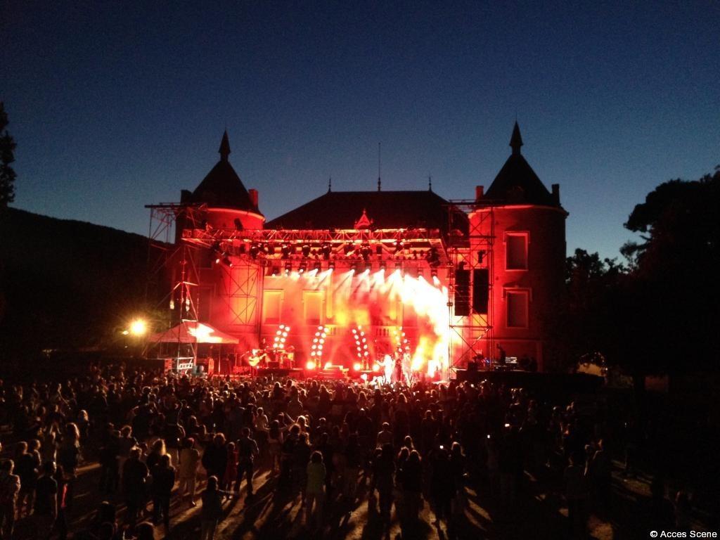 Festival Du Chateau Sollies Pont Acces Scene Com